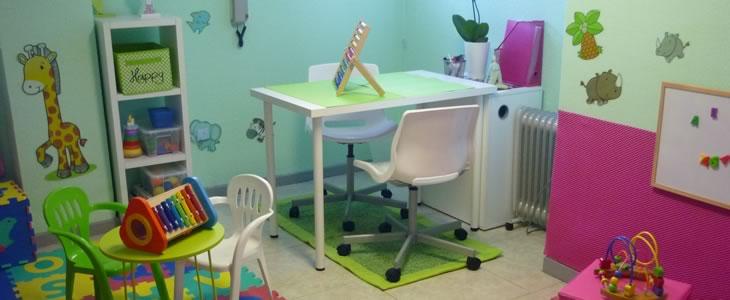 Sala de atención temprana