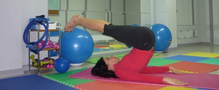 Actividades pilates